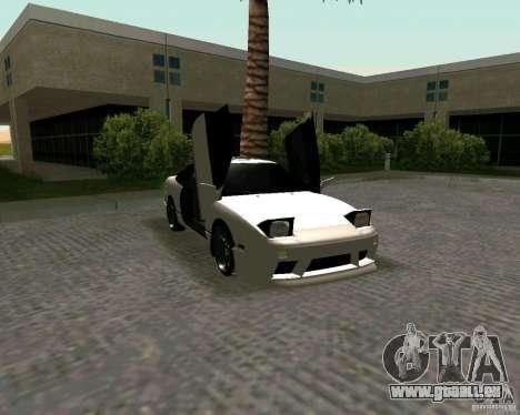 Nissan 240SX S13 für GTA San Andreas