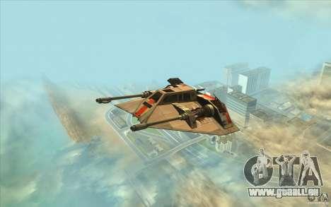 T-47 Snowspeeder für GTA San Andreas
