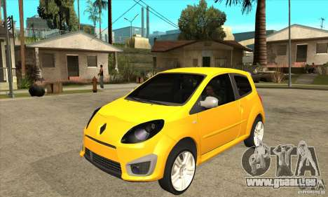 Renault Twingo RS 2009 pour GTA San Andreas