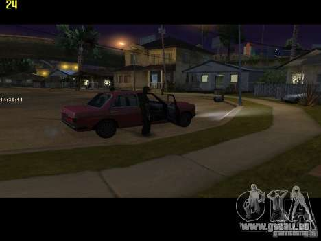 GTA IV  San andreas BETA für GTA San Andreas zwölften Screenshot