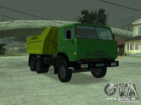 KAMAZ 55112 für GTA San Andreas