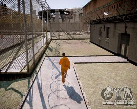 The prison Rob für GTA 4 weiter Screenshot