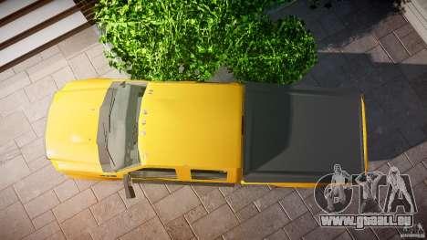 Ford F350 Stock pour GTA 4 est un droit