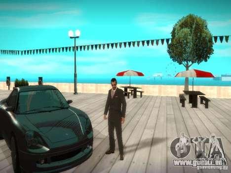 Nouvelles histoires Niko Bellis pour GTA San Andreas cinquième écran