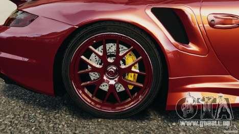 Porsche 997 GT2 Body Kit 1 für GTA 4 Seitenansicht