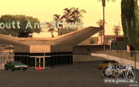 Car Buy pour GTA San Andreas quatrième écran