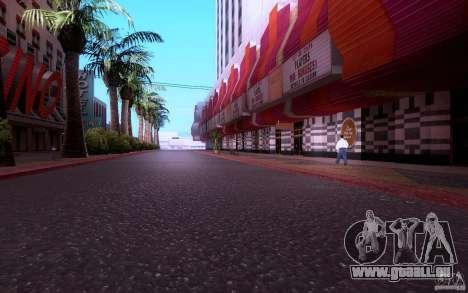 ENBSeries by muSHa v1.5 pour GTA San Andreas quatrième écran