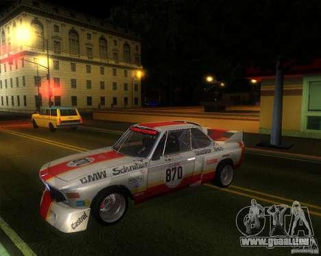 BMW CSL E9 für GTA San Andreas