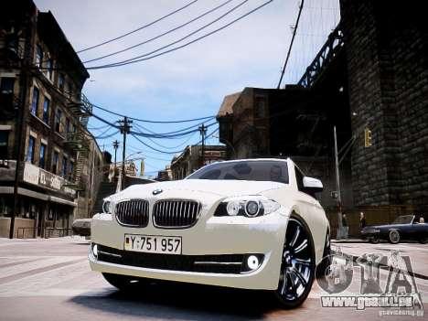 BMW 525i Touring pour GTA 4