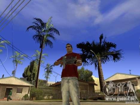 M4 Arma für GTA San Andreas zweiten Screenshot
