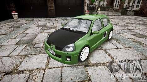 Renault Clio V6 für GTA 4