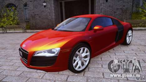 Audi R8 V10 pour GTA 4