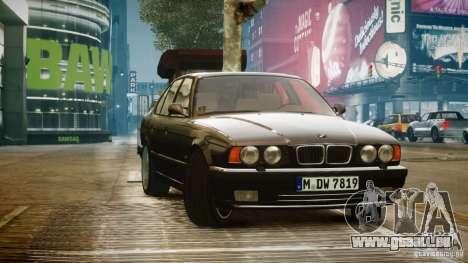 BMW M5 (E34) 1995 v1.0 pour GTA 4