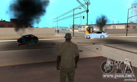 Hot adrenaline effects v1.0 für GTA San Andreas zwölften Screenshot
