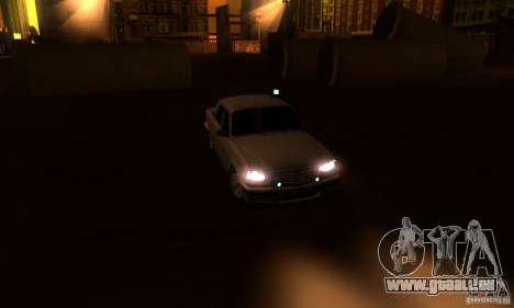 GAZ Volga 31105 Procureur pour GTA San Andreas vue de côté