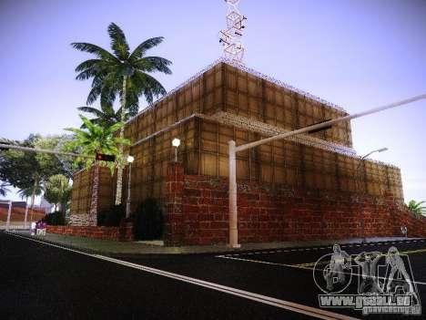 Le nouvel hôpital de Los Santos pour GTA San Andreas deuxième écran
