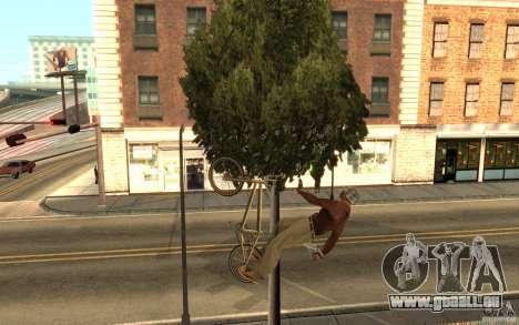 BMX Master pour GTA San Andreas deuxième écran