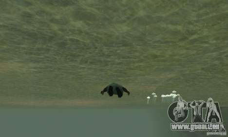 Tropic Water Mod für GTA San Andreas dritten Screenshot