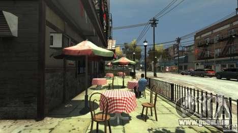 Pizza Hut pour GTA 4 troisième écran