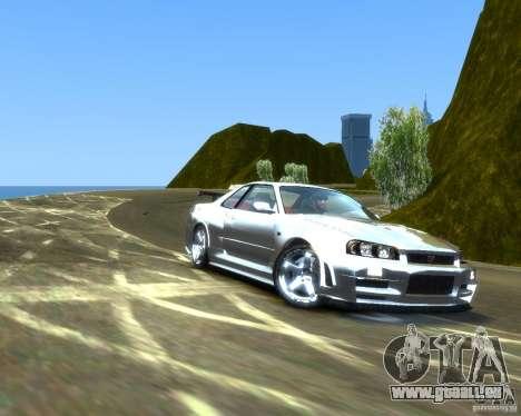 Rocky Drift Island pour GTA 4 secondes d'écran