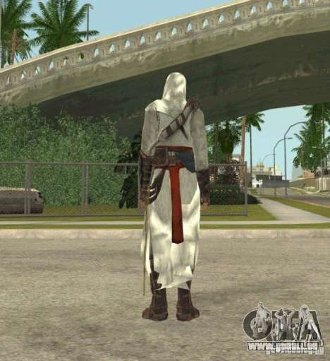 Assassins skins für GTA San Andreas siebten Screenshot