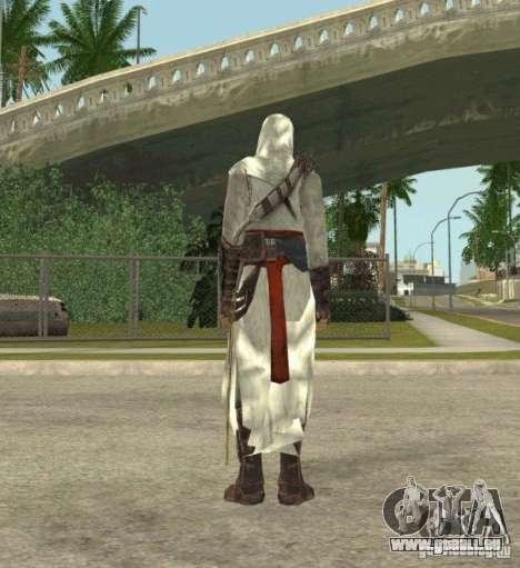 Assassins skins pour GTA San Andreas septième écran