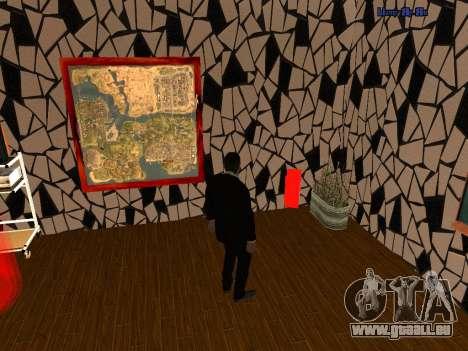 HD Autoschool  v1.0 für GTA San Andreas zweiten Screenshot
