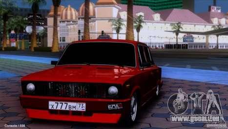 VAZ 2107 Auto-tuning für GTA San Andreas