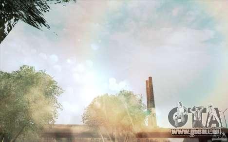 Lensflare für GTA San Andreas zweiten Screenshot