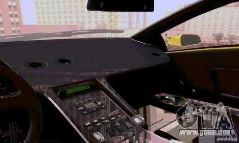 Lamborghini Diablo SV 1997 für GTA San Andreas Seitenansicht