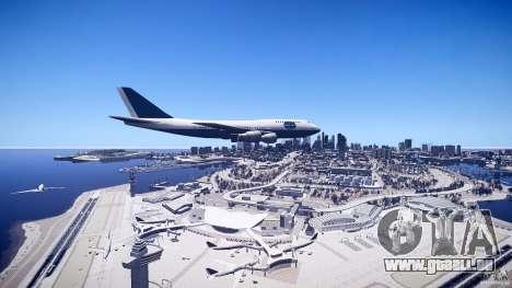 Pan Am Conversion pour GTA 4 est un droit