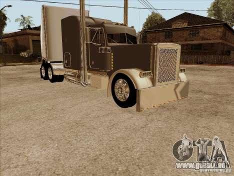 Peterbilt 379 Custom für GTA San Andreas