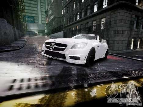 Mercedes SLK 2012 pour GTA 4
