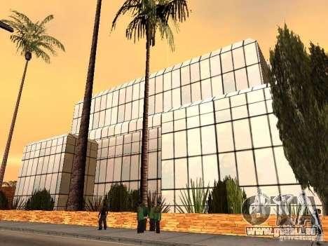 Das neue Krankenhaus in Los Santos für GTA San Andreas fünften Screenshot