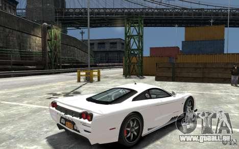 Saleen S7 pour GTA 4 est un droit