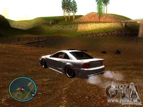 Saleen S281 für GTA San Andreas linke Ansicht