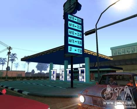Füllung von Liberty City für GTA San Andreas