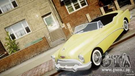 Buick Skylark Convertible 1953 v1.0 für GTA 4