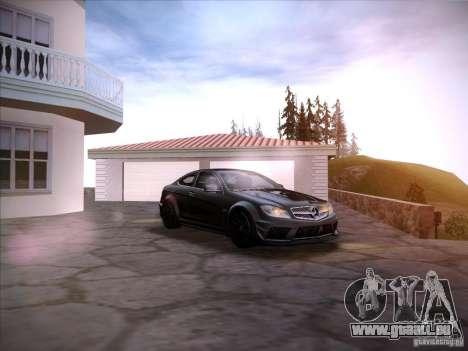 Improved Vehicle Lights Mod pour GTA San Andreas deuxième écran