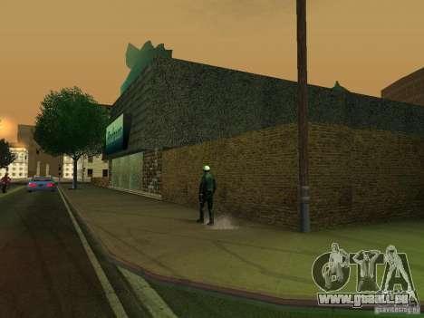 Andreas Cafe pour GTA San Andreas quatrième écran
