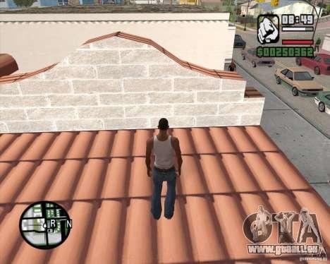 GTA 4 Anims for SAMP v2.0 pour GTA San Andreas cinquième écran