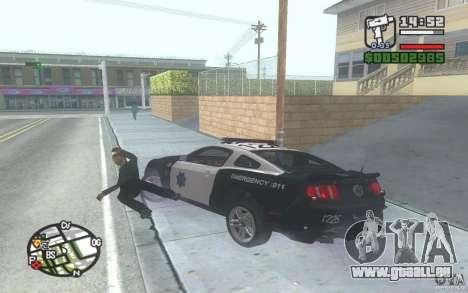 Das Geräusch des fallenden Körpers für GTA San A für GTA San Andreas