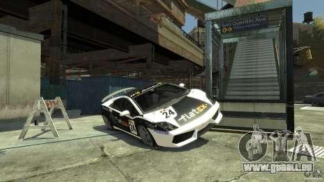 Lamborghini Gallardo SE Threep Edition [EPM] für GTA 4 Seitenansicht