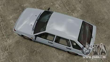 VAZ-2114-Drain für GTA 4 rechte Ansicht