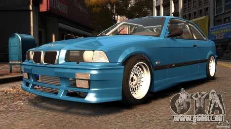 BMW M3 E36 FSC pour GTA 4