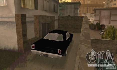 Plymouth Roadrunner 383 für GTA San Andreas linke Ansicht