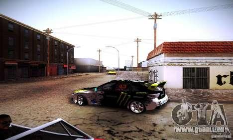 New El Corona pour GTA San Andreas cinquième écran