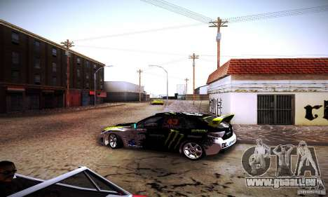 New El Corona für GTA San Andreas fünften Screenshot