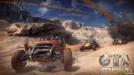 Menüs und laden Bildschirme RAGE für GTA San Andreas fünften Screenshot
