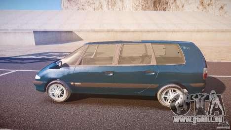 Renault Grand Espace III für GTA 4 linke Ansicht